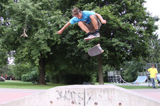 bs flip photo by thomas d