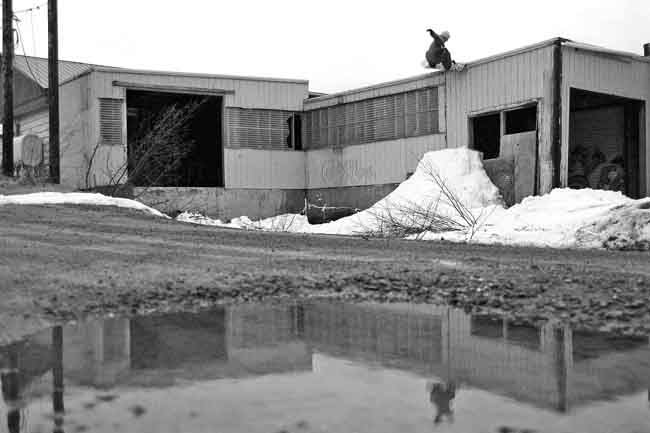wolle nosepick haines photo by oli gagnon